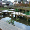 えぐ芋親水公園(関金温泉)