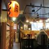 「まる麺」湖山本店のラーメン