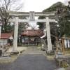 大鳥居神社(倉吉市関金町)
