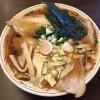 溢れるほどのたっぷりラーメン「鳥人」の鶏がらスープが凄い!!