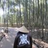 【京都観光】嵐山をフル満喫!人力車に乗った!美味しいもの食べた!お土産も買った!