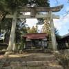 神田神社(倉吉市関金町)