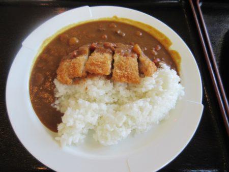 カツカレー900円