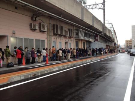 島根のスタバオープン日